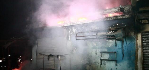 Incendie au marché central de Thiès, la catastrophe évitée de peu…