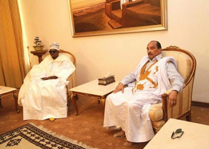 Condoléances de la communauté mouride au président Mauritanien : Abdoul Aziz rappelle son enfance passée dans la région du Baol