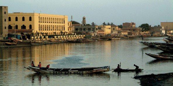 Changement climatique : au Sénégal, Saint-Louis prend l'eau (Jeune Afrique)