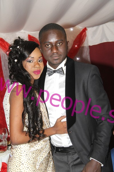 Les images de la réception du mariage de Mohamed N'diaye,fils de Serigne M'backé N'diaye et Dieynaba Bocoum, fille de Mamadou Oumar Bocoum