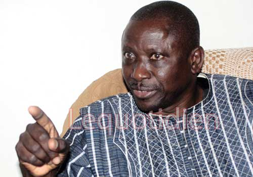 Mamadou M'bodj pour la réforme du mode d'élection des députés