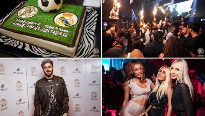 Benzema, un anniversaire super classe à Dubaï