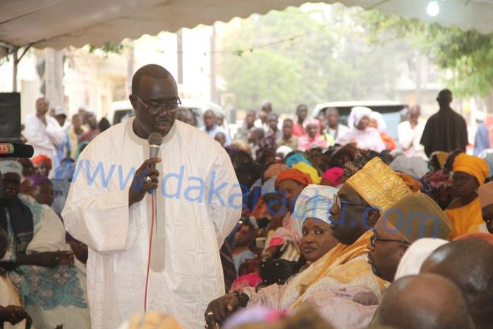 Décès du père de Pape Abdoulaye Seck : Le Grand Serigne Pape Ibrahima Diagne promet au Chef de l'Etat le soutien de la communauté Léboue