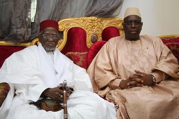 Macky Sall à N'diassane : « Mes détracteurs diront que je fais le tour du Sénégal pour construire des mosquées »