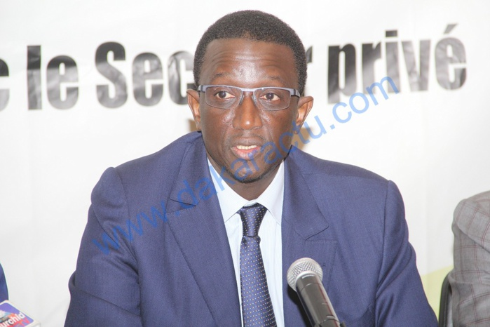 """Amadou Ba, ministre des Finances : """" Un groupe de travail constitué pour trouver des solutions aux difficultés de certaines entreprises """""""
