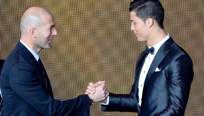 REAL DE MADRID : Ronaldo veut Zidane comme coach