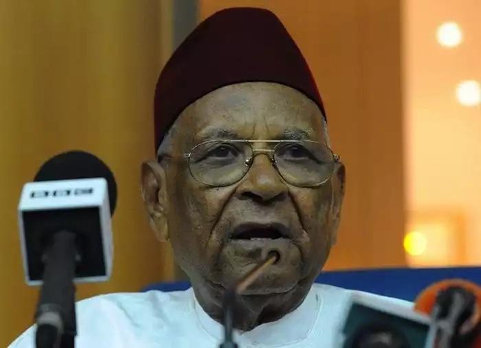 """Amadou Moctar M'bow : """" Lamine Diack a contribué au financement des assises nationales en... 2008 """""""