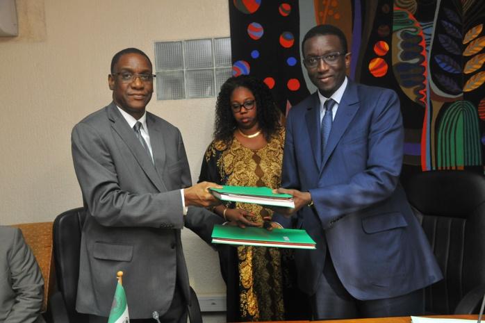 COOPÉRATION : La BAD alloue 80 milliards de francs CFA au Sénégal pour deux projets