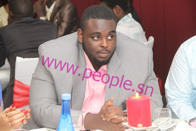 Amadou, le fils du président Macky Sall au mariage de Momo Ndiaye fils de Serigne Mbacké Ndiaye
