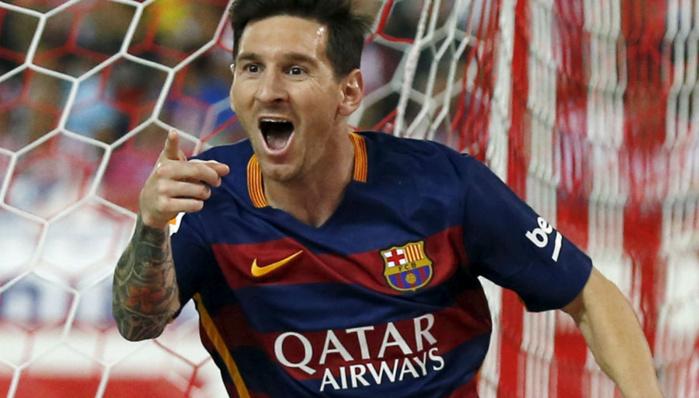 Messi, un salaire ahurissant aussi au Barça