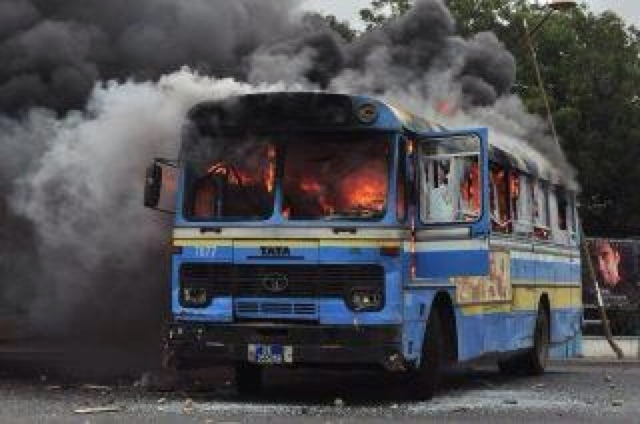 Incendie d'un bus DDD : Victor Diouf et Malick Ba jugés le 12 Janvier