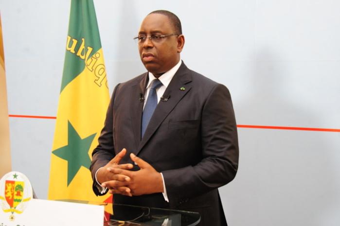 DISCOURS A LA NATION : Le président Macky Sall vante les bons résultats de l'agriculture