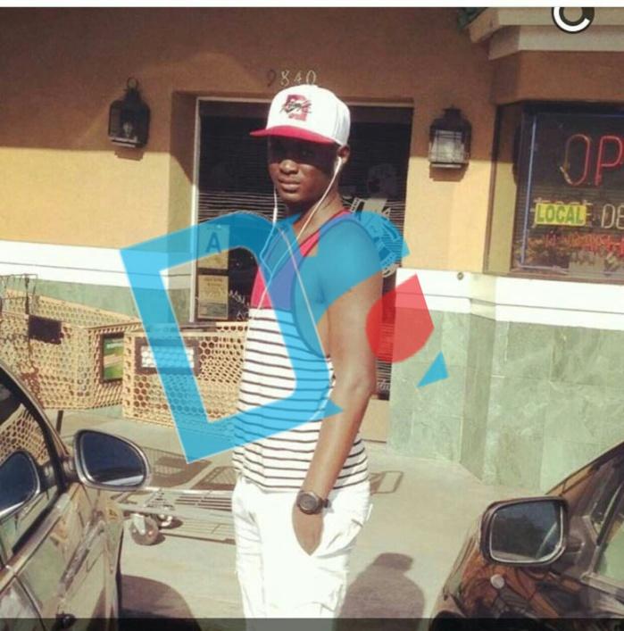 Voici Ousmane Seck, le fils du ministre de l'agriculture Papa Abdoulaye Seck, décédé ce matin des suites d'un accident