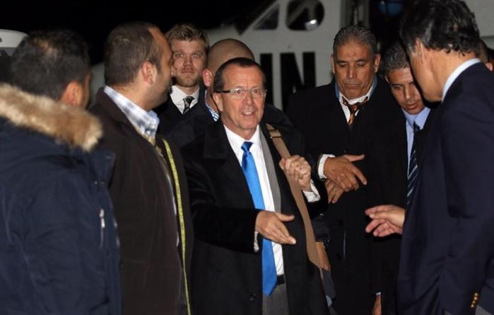 L'émissaire de l'ONU à Tripoli pour convaincre sur un gouvernement d'union