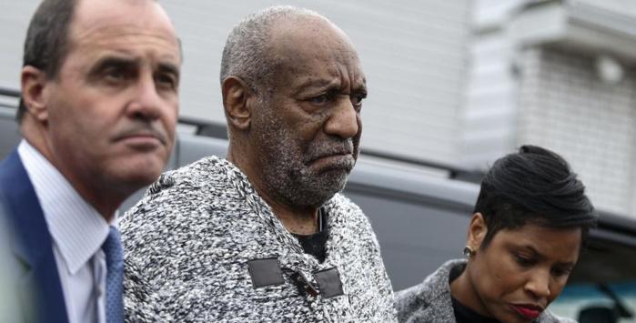 Bill Cosby s'exprime pour la première fois depuis son inculpation