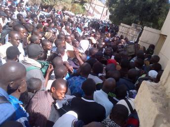 DE JEUNES LIBÉRAUX FUSTIGENT LA MARGINALISATION DE KÉBÉMER DANS LA RÉALISATION DES PROJETS DU PSE