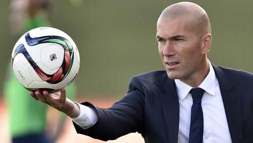 Benitez remplacé par Zidane à la tête du Real?