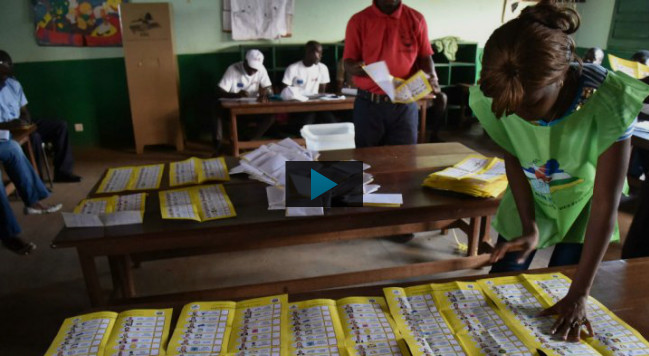 Élections en Centrafrique : une majorité de candidats demandent l'arrêt du dépouillement