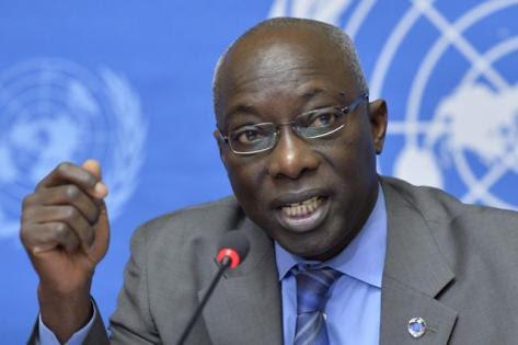 Adama Dieng : « Ce qui s'est passé au Rwanda ne doit plus jamais se reproduire »