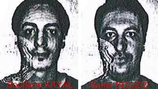 Attentats de Paris: deux suspects identifiés