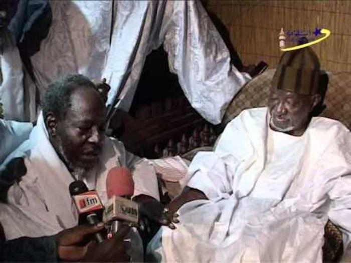 NÉCROLOGIE : Décès du Khalife de Darou Mousty, Serigne Cheikh Khady M'backé