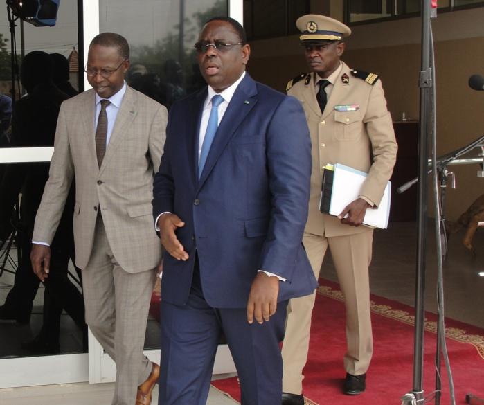 TNT : Le président Macky Sall charge le Pm d'y veiller