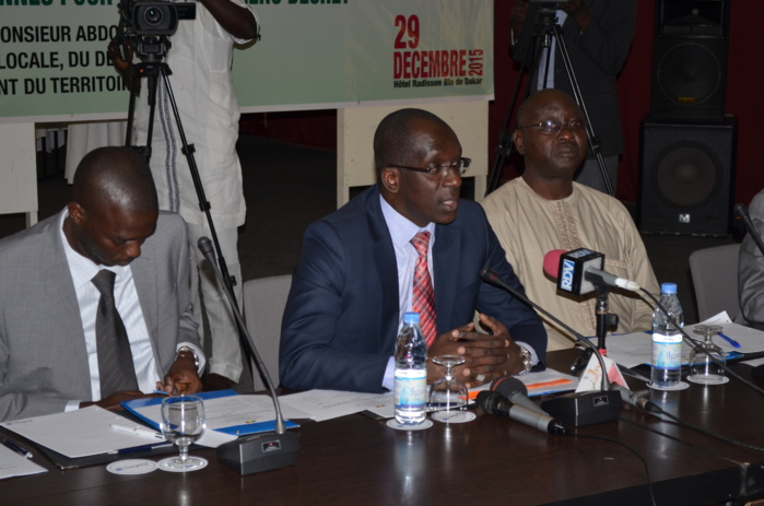Gestion des déchets : « Il est nécessaire de procéder à la restructuration et à la réorganisation de tout le système » (Abdoulaye Diouf SARR)