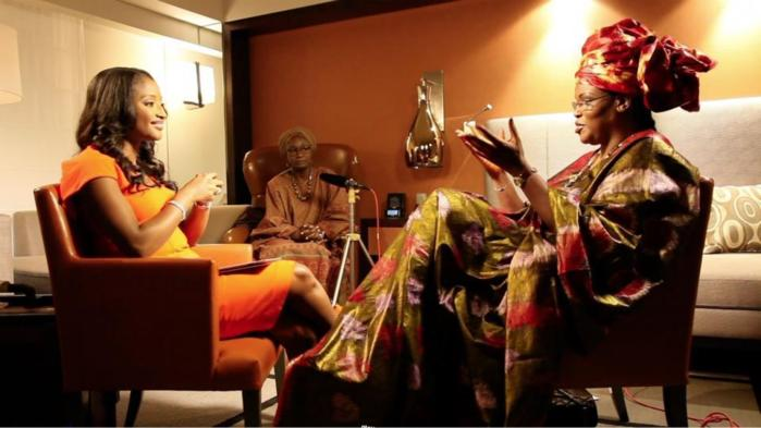 Immobilisée depuis 5 mois à cause d'une maladie chronique : Fatou Niang reçoit 2 millions de la première dame pour ses soins