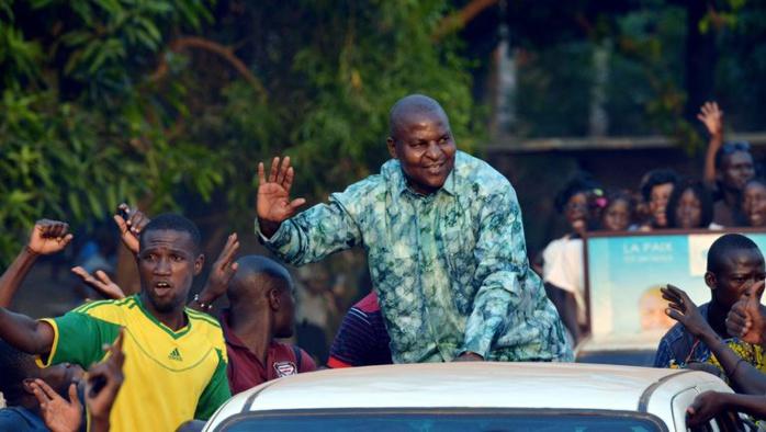 CENTRAFIQUE : Les ex-Premiers ministres Dologuélé et Touadéra qualifiés pour le 2e tour de la présidentielle