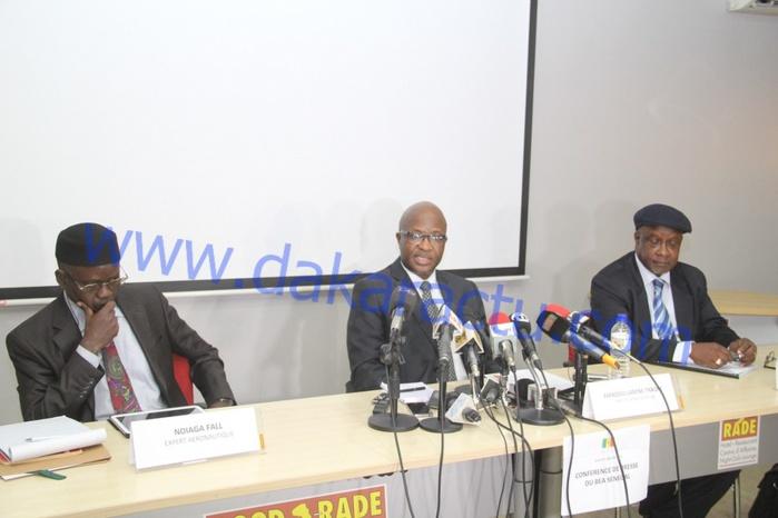 Crash avion Senegalair : « Rien n'a été trouvé du point de vue indice pour l'avion qui a disparu en mer !» (BEA)