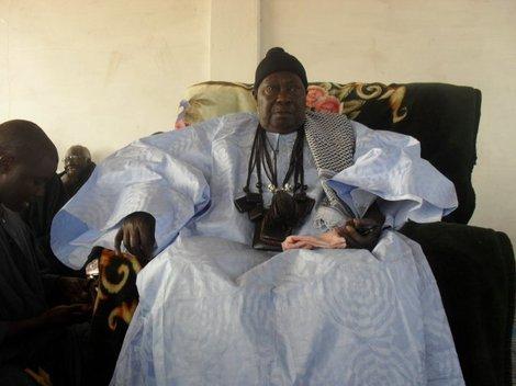 Reçus par le Khalife général des Mourides : Le khalife des Baye Fall et ses disciples apportent 150 000 000 F Cfa à Touba