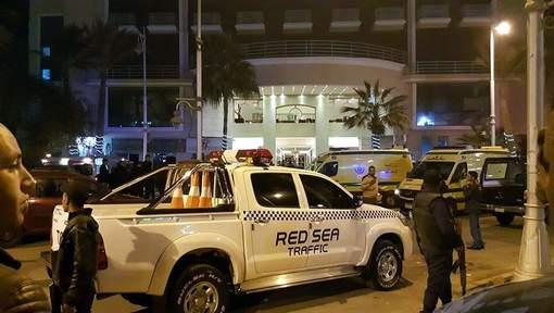 Attaque au couteau contre un hôtel en Egypte : trois touristes blessés