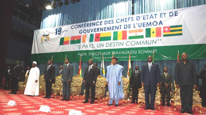 LUTTE CONTRE LE TERRORISME : L'UEMOA demande le renforcement de la coopération transfrontalière
