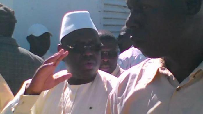 Arrivée imminente du Président Macky Sall à la Ziarra de Thierno Mountaga Daha Tall de Louga