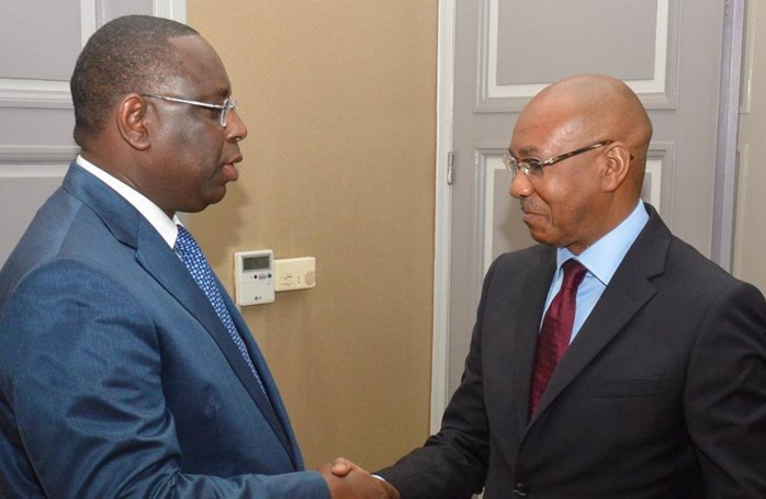 Maintien de Cheikh Hadjibou Soumaré pour 6 mois à l'Uemoa  : L'antenne de Thies du  Mouvement Gem Sa Bopp remercie Macky Sall