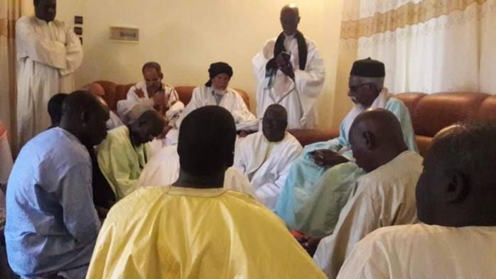 Disparition du khalife de Darou Mousty : Le Président mauritanien présente ses condoléances à Touba et Darou Mousty