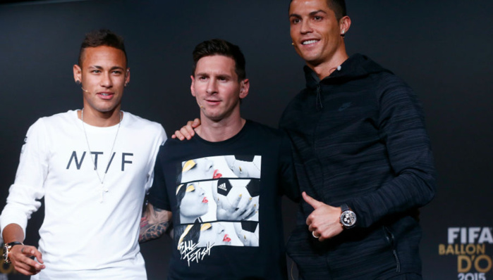 Ronaldo rêve du pied gauche de Messi