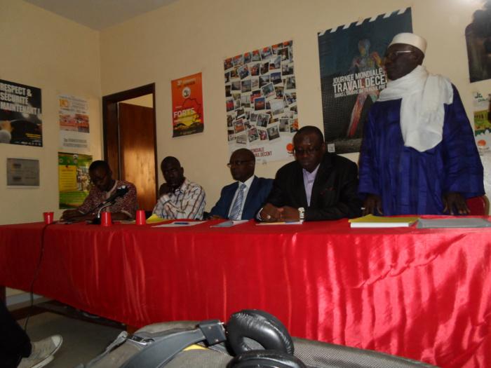 48 heures de grève à OLEOSEN : « Patrice Bidot comprendra que notre Sport national est la lutte » Cheikh Diop CNTS-Fc