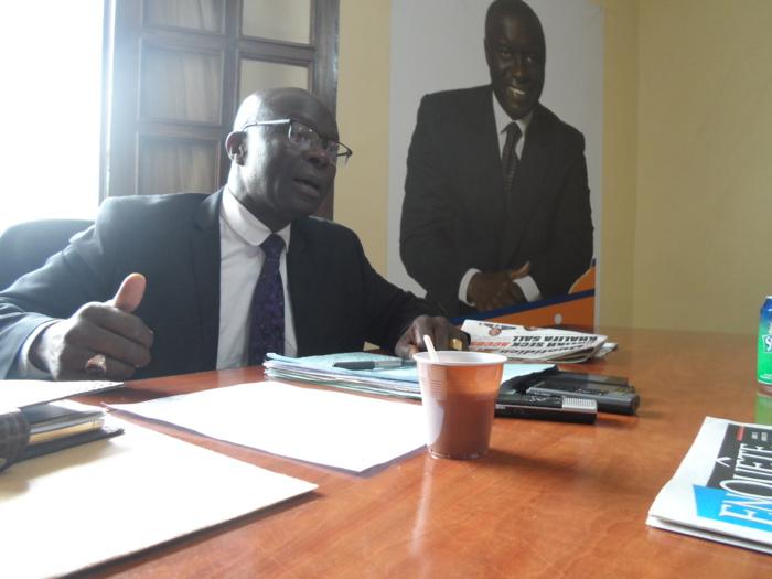 Réduction du mandat du Président : «Il est en train de nous tourner en spirale, mais Macky Sall sait déjà la décision qu'il va prendre » (Moustapha Dramé, SG Rewmi France)