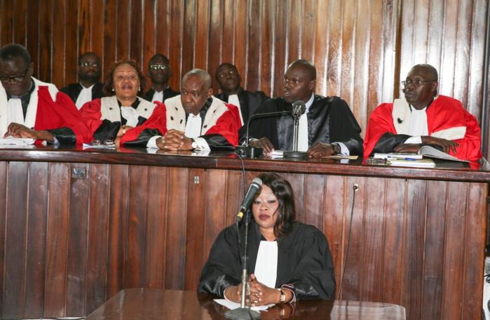 AUDIENCE SOLENNELLE DE RENTRÉE DES COURS ET TRIBUNAUX : Magistrature et barreau à couteaux tirés