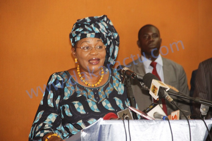 Pikine- Aïda M'bodj aux Libéraux : « Il faut qu'on fasse tout pour libérer nos prisonniers politiques »