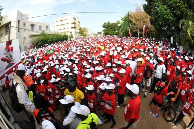 Marathon Eiffage de l'autoroute à péage de Dakar les 13 et 14 février :   Haïlé Gebreselassié en Guest star pour une cause hautement RSE