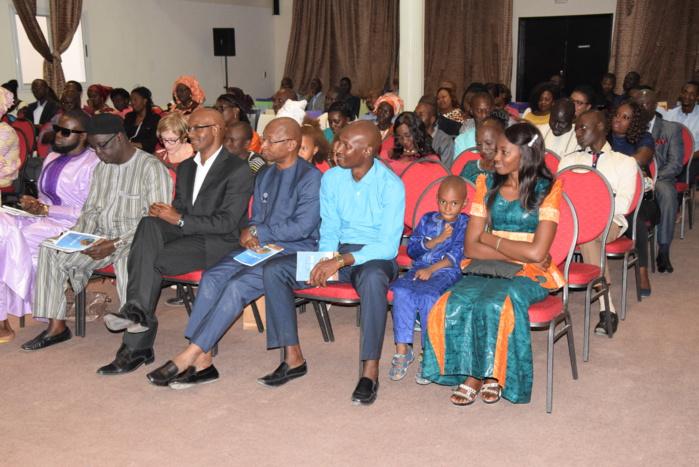 Dédicace de ' l'antre de mon âme' de l'écrivain Lucien Ndong,  le samedi 11 janvier, aux Espaces Harmattan.