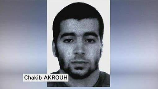 Chakib Akrouh était connu de la justice et fiché par l'Ocam