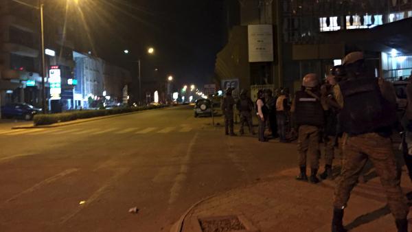 ATTAQUE SPLENDID HÔTEL : L'assaut a commencé, 12 otages libérés