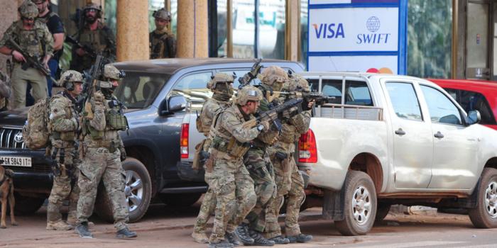 Attentat de Ouagadougou : au moins 26 morts