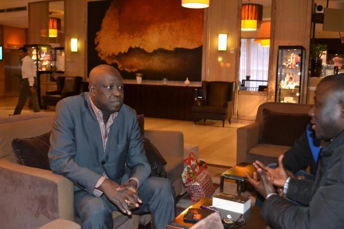 Après ses visites en France et en Belgique,  Serigne Mansour Sy Djamil appelle à la neutralité du Gouvernement du Sénégal vis à vis de l'Iran et de l'Arabie Saoudite