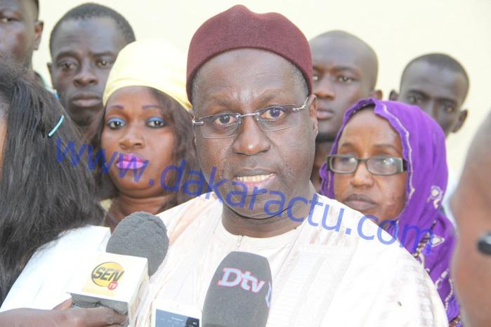 Abdou Karim Sall : « Nous n'attendons pas d'Idrissa Seck l'extinction du soleil pour qu'il nous éclaire sur le scandale qui l'éclabousse »