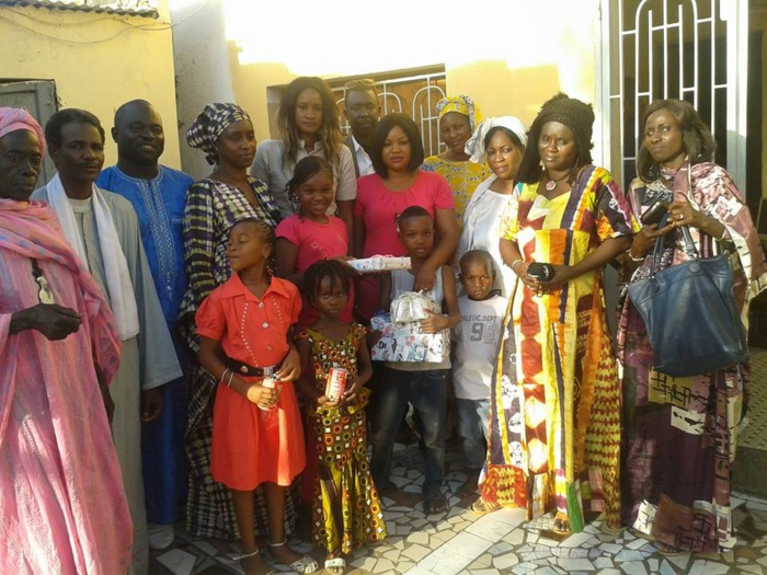 Sur l'initiative de Karimistes : La famille de Pacotille réunifiée