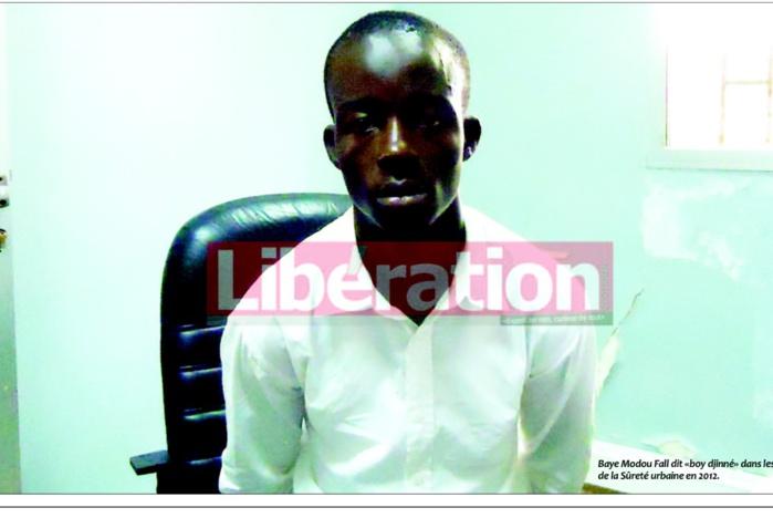 MAC DE DIOURBEL : Modou Fall alias Boy Djinné s'évade à nouveau